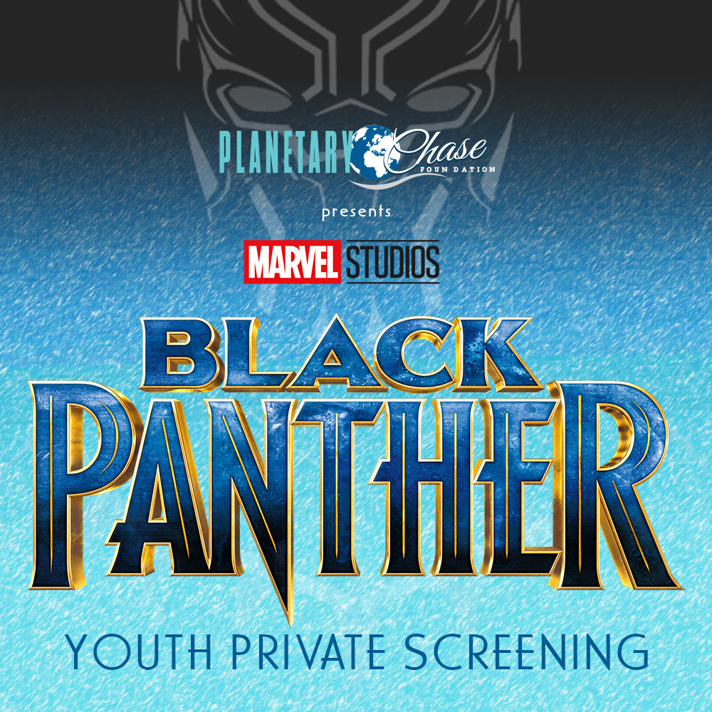 Flyer - Black Panther Screening